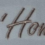 nombre bordado