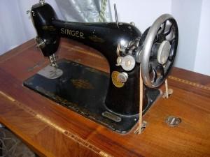 maquina de bordar singer